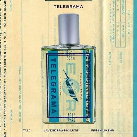 Nostalgic Argentinian-Inspired Fragrances