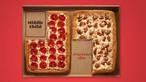 Middle-Child Pizza Promotions