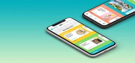Nutrition-Focused Mobile Platforms