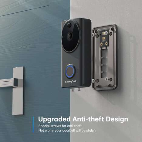 Smart Home Security Doorbells
