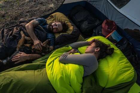 Ultra-Comfy Camping Bed Systems