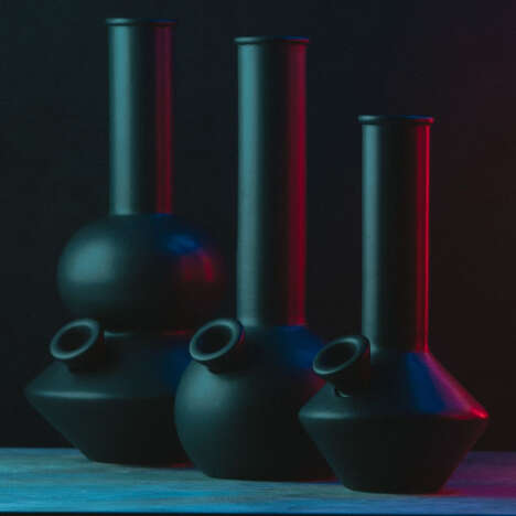 Avant-Garde Chromatic Bongs