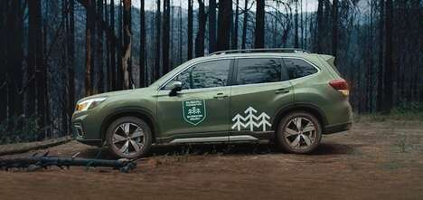 Eco-Friendly Automotive Partnerships