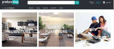 Virtual Home Improvement Retailers