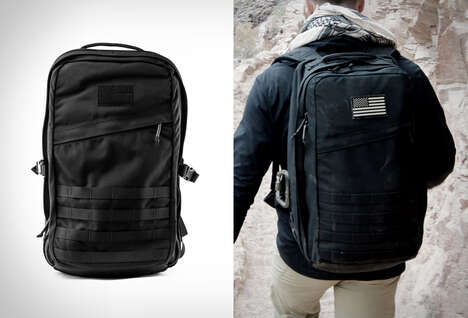 Military-Grade Travel Packs