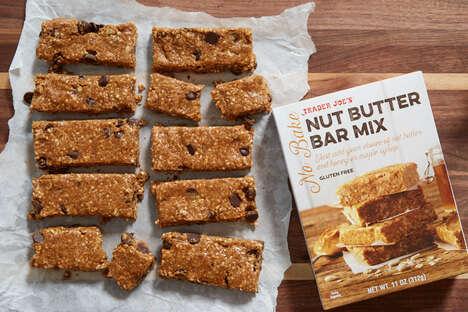 No-Bake Snack Bar Mixes