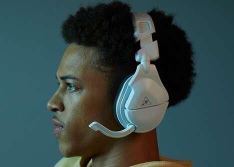 Multi-Platform Gamer Headsets