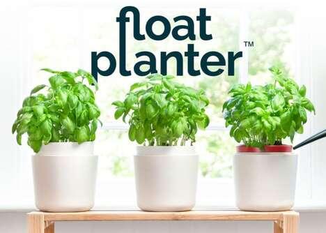 Watering Reminder Planters
