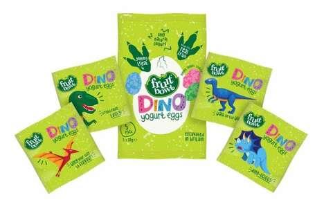Dinosaur-Inspired Fruit Snacks