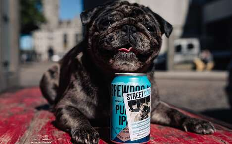 Pet Charity-Supporting Beers