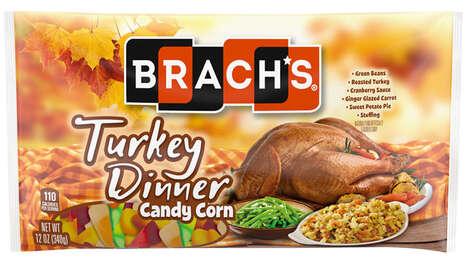 Turkey-Flavored Halloween Candies