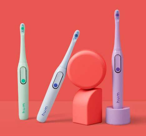 AI-Integrated Toothbrush Launches
