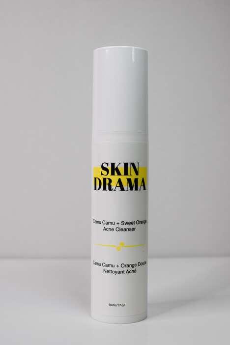 Antioxidant-Rich Clarifying Skincare