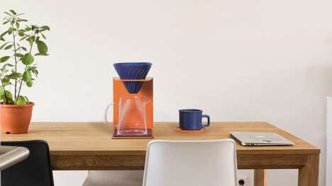 Barista-Inspired Coffee Sets