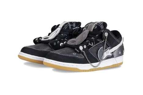 Custom Rustic Bespoke Sneakers