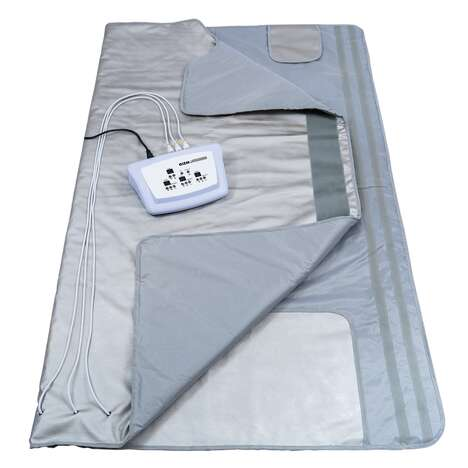 Infrared Heated Sauna Blankets