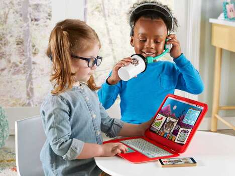 Work-from-Home Playsets