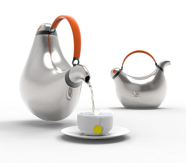 Avian Inspired Kitchen Kettles : kettle concept