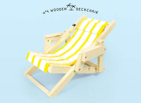 Building Block Deckchairs