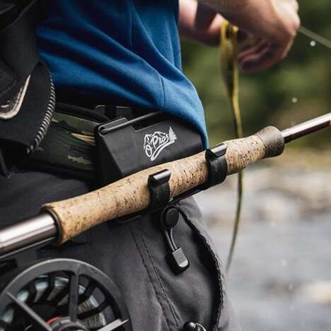 Rod-Holding Fisher Accessories