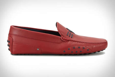 Lux Automotive Collaboration Loafers