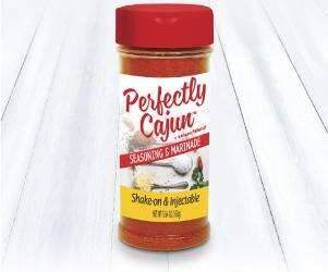 Versatile QSR Seasoning Spices : Perfectly Cajun Seasoning 1