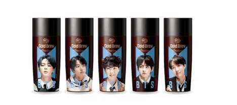 Cold Brew BTS special package 1
