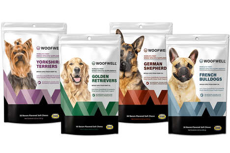 Breed-Specific Dog Supplements