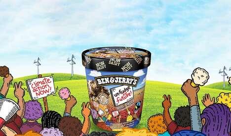Climate Activism Frozen Desserts