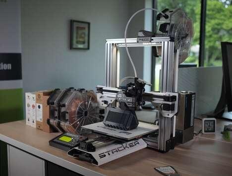 Robust Prosumer 3D Printers