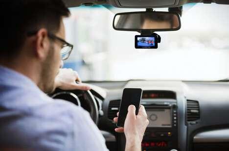 Driver Safety Dash Cams