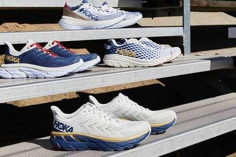 Olympic-Themed Footwear Designs