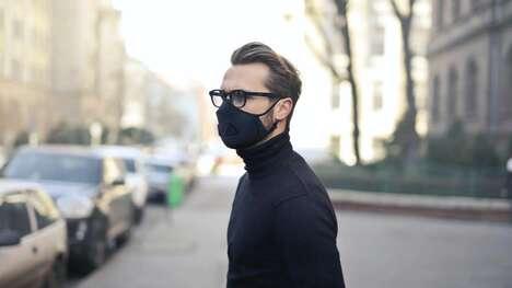 Eco Fabric Face Masks