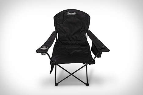 Cooler-Equipped Camping Chairs