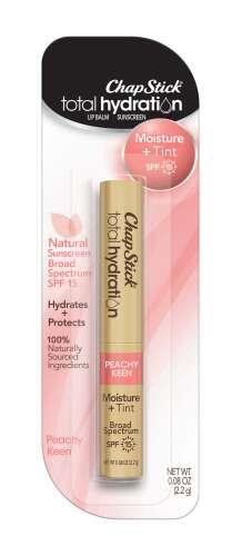 Tinted Protective Lip Balms