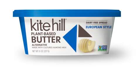 Cultured Alt-Milk Butters