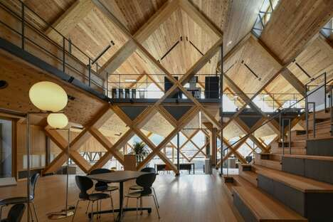 Laminated Lumber Architecture