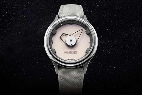 Space Exploration Timepieces