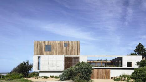 Wood-Clad Australian Homes