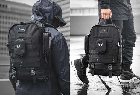 Military-Grade Urbanite Backpacks