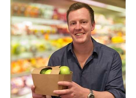 Sustainable Fresh Produce Packaging