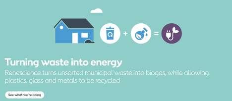 Visionary Green Energy Organizations