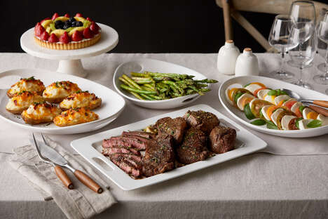 Home Steakhouse Dinners
