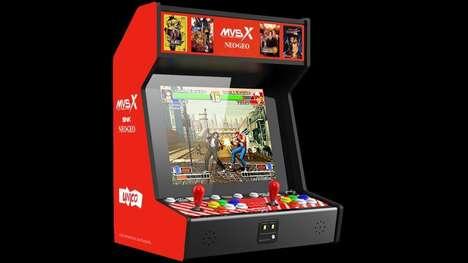 Home Entertainment Arcade Games