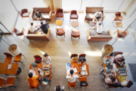 Restaurant Co-Working Spaces