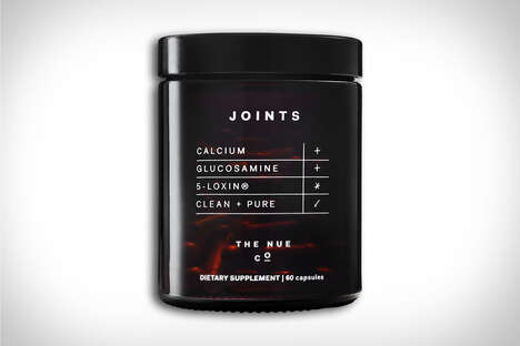 Naturally Powered Joint Supplements
