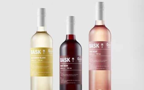 Sugar-Free Wine Ranges