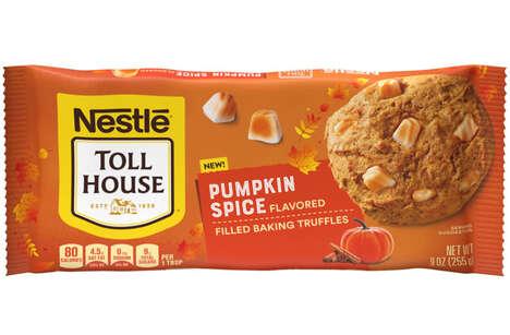 Autumnal Baking Toppings