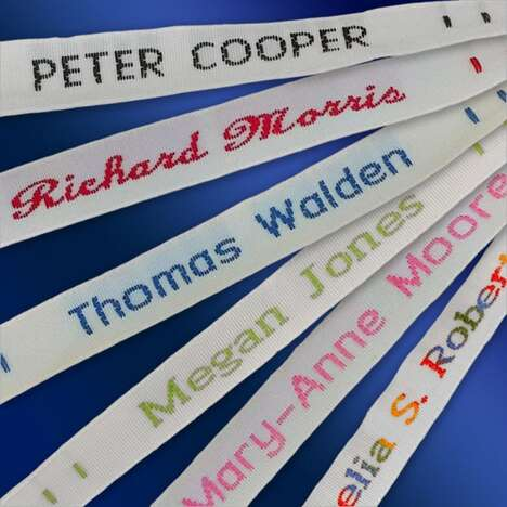 Sew-On Name Labels