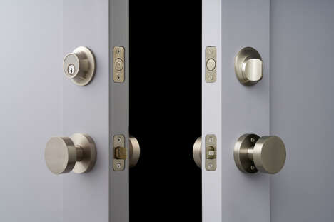 Technologically-Integrated Smart Lock Releases